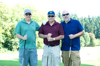 YLFW - Golf Tournament - August 2015